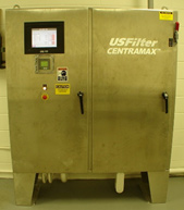 US Filter CentraMax control box