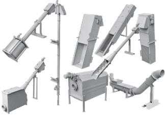 DRYCAKE screening equipment