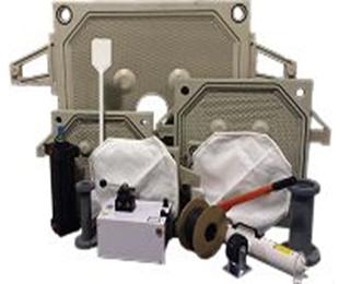 Evoqua Filter Press parts