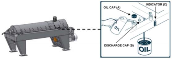 Hydraulic reservoir diagram