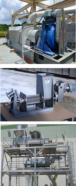 Photos of 3 Vincent Corporation Screw Presses